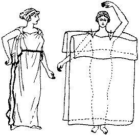 Referencia. ¿Diseñas tu peplo? por Ma. Eugenia en Mavensol