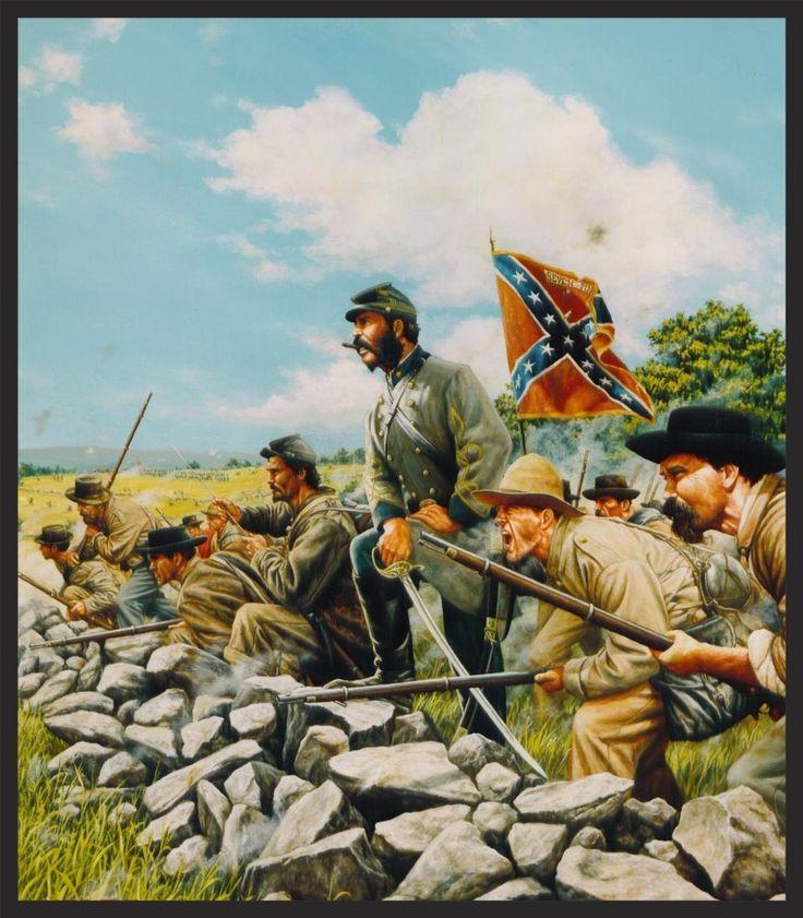 Civil War Historical Painting | Historical Paintings ... |American Civil War Battle Paintings