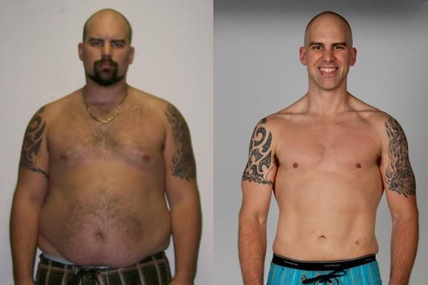 Isagenix Before & After - Craig C. #weightloss