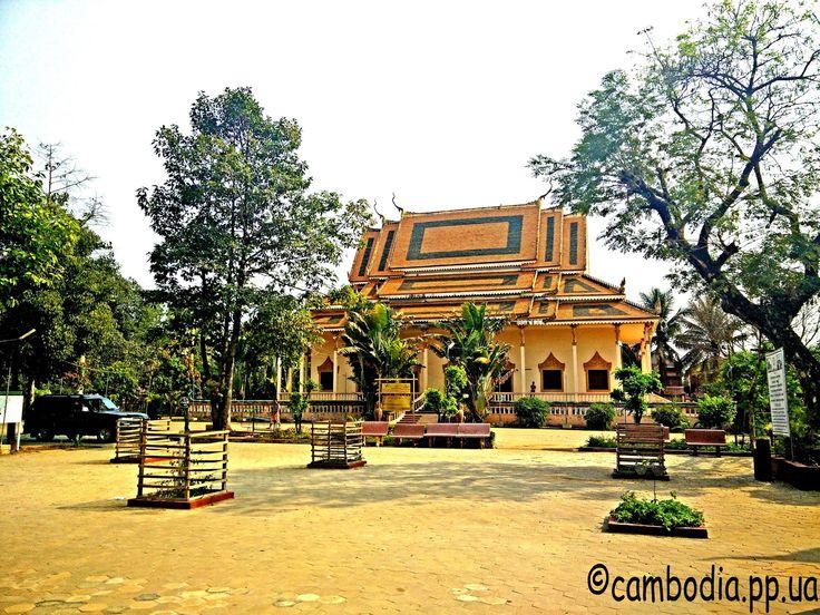 Ангкор пагода