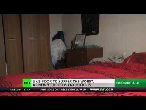 PA Direct Democracy: BBC Silent - 'Bedroom tax' to hit UK's poor hardest