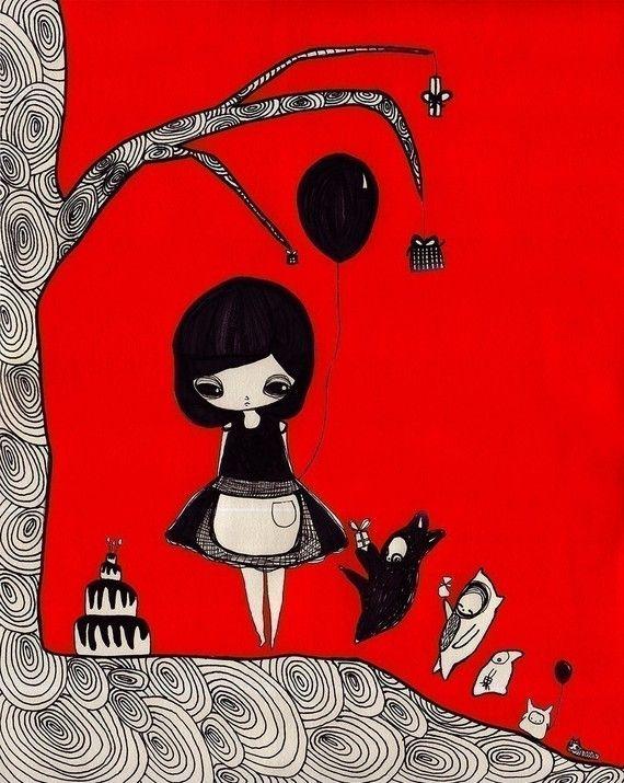 ashley g #illustration