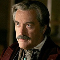 Cy Tolliver--played by Powers Boothe