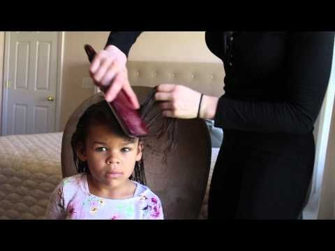 3 QUICK & EASY SUMMER HAIRSTYLES FOR LITTLE GIRLS | MIXED KIDS HAIRCARE Ft. SoCozy PRODUCTS - YouTube