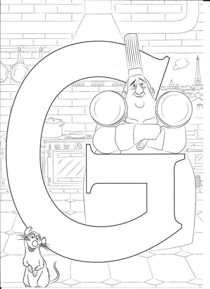 Disney Alphabet Coloring Pages H on a budget