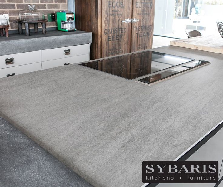 We simply love this kitchen with its granite and grey finishes. Contact #Sybaris showroom on 044 382 2866 or via our contact form: Desktop: http://anapp.link/39f or Mobile: http://anapp.link/39g for more information. #Decor #Lifestyle