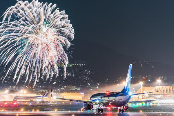 まるで映画のワンシーン!大阪空港で撮影された「飛行機の写真」が美しすぎてヤバい(画像10枚) | CuRAZY [クレイジー]
