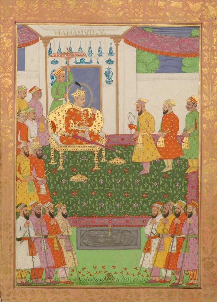 Mahmud, Timurid Empire