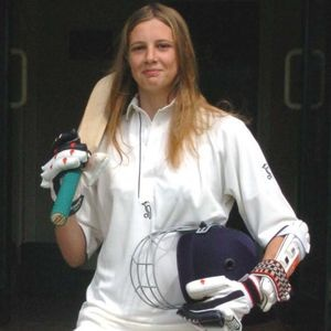 NATALIE HEAP from Llysfaen has been named Player of the Year for Hawarden Park Ladies cricket team, who she captained to promotion in Division 2 of the Cheshire Women's Cricket League this summer.  Natalie, who also plays for Conwy Celts in the Colwyn Bay and District Wednesday Cricket League, boasted the highest batting average in the Cheshire League with 140, which included her maiden century.