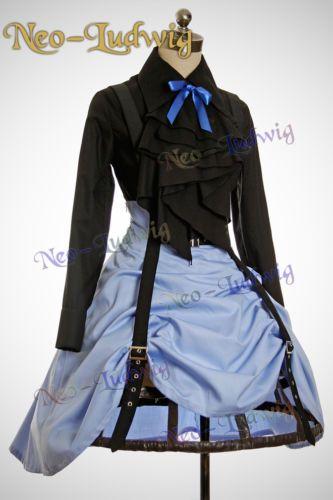 048 Steampunk Reifrock Gothic Petticoat Schwarz weiß braun unisize viktorianisch | eBay