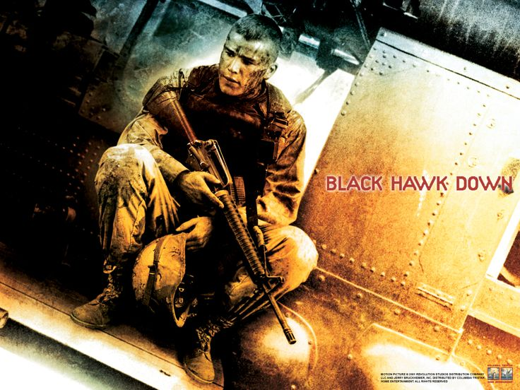 Black Hawk Down - 2001