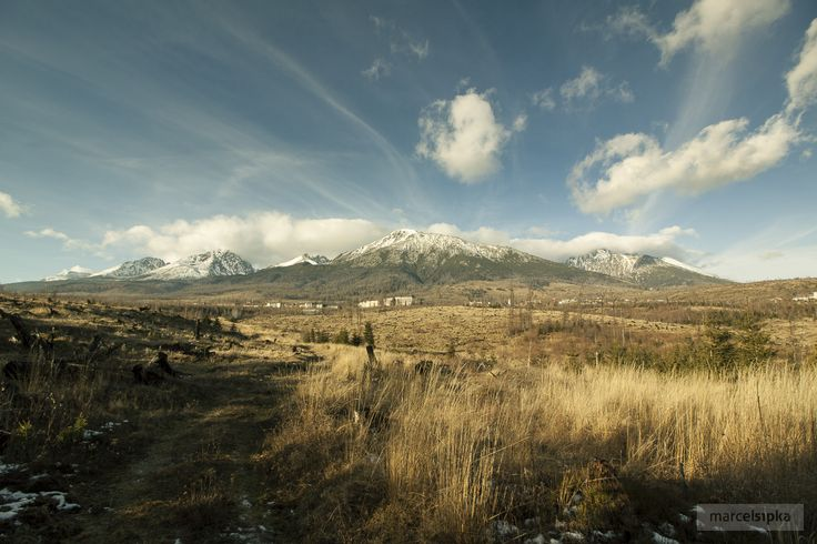 High Tatras during Christmas 2015 #marcelsipka #hightatras #photo