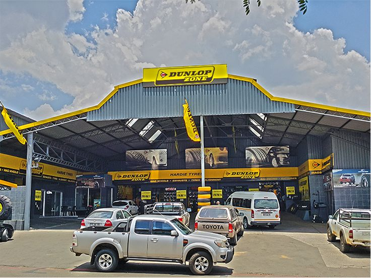 Dunlop Zone is turning 20 years old this year! #DunlopDealersTurn20