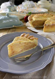 Menta e Cioccolato: Apple Pie la torta di mele più buona del mondo, o quasi!