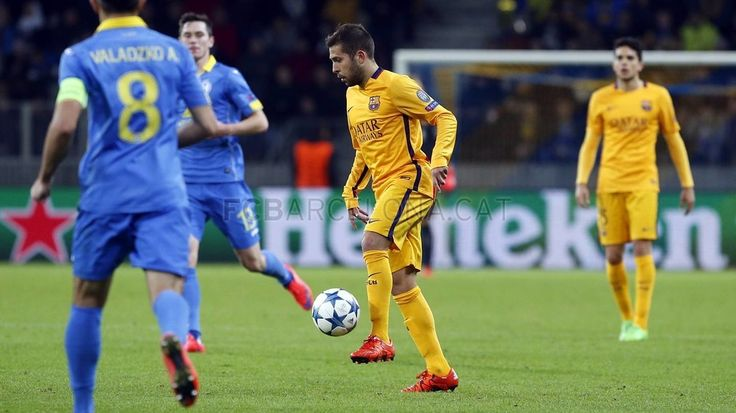 BATE Borisov - FC Barcelona (0-2) | FC Barcelona