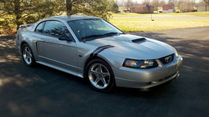My 2003 Mustang GT