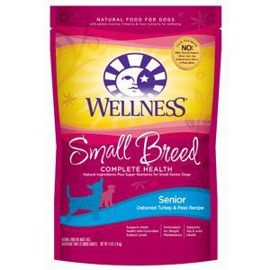 Wellness Small Breed Senior Formula Dry Dog Food | Pet Food Direct
