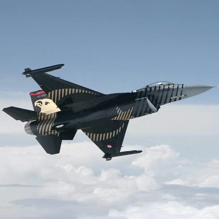The Turkish Air Force Soloturk