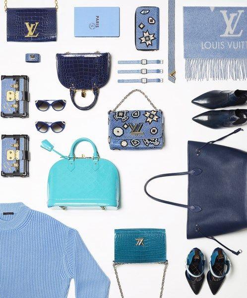 Louis Vuitton v barvách...