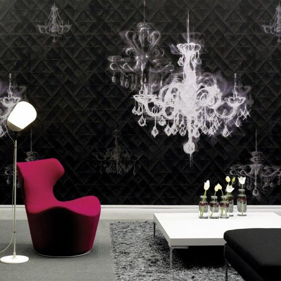 Elitis Pleats Lux #wallpaper