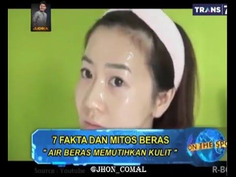 7 FAKTA DAN MITOS TENTANG BERAS VERSI ON THE SPOT DECEMBER201509