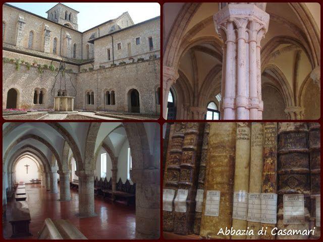 Abbazia di Casamari, Veroli (FR)