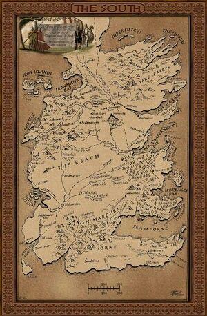 Got map
