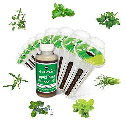 Miracle-Gro AeroGarden Tuscan Italian Herb Seed Pod Kit (9-Pods)