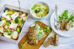Ilustrační foto ke článku 3 jídla za pár korun? Vezměte na milost zázračnou brokolici!