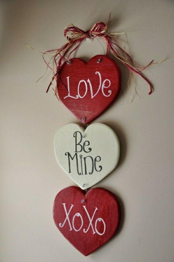 Ide Saint Valentin dcoration etou cadeau