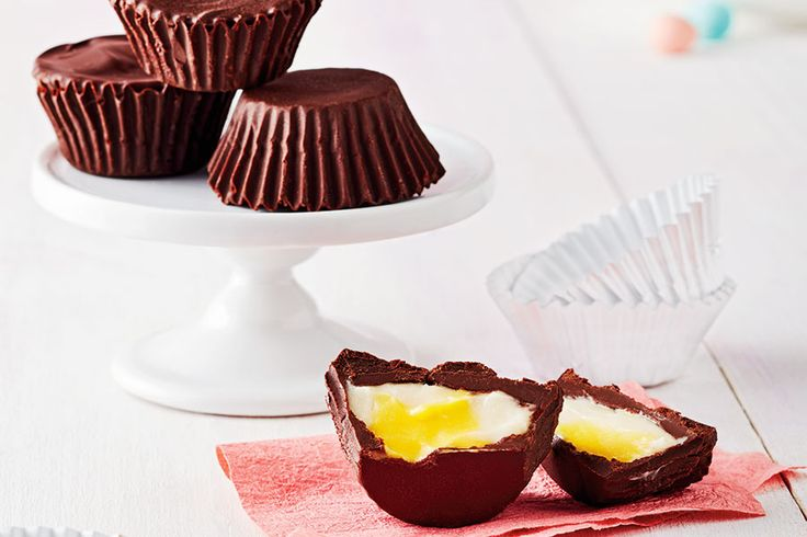 Easter Cream Cups