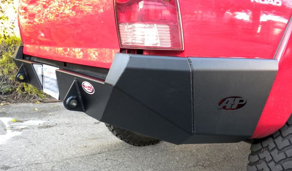 All-Pro Off-Road 2005+ Tacoma Rear Bumpers [2205T-AP] - $499.00 : Pure Tacoma Accessories, Parts and Accessories for your Toyota Tacoma