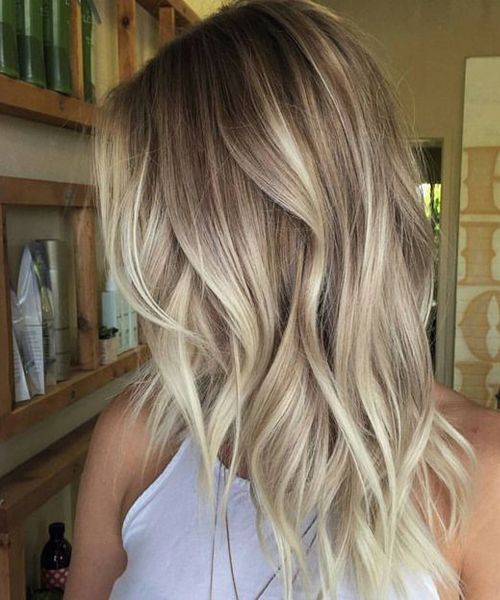 Magnificent 17 Best Ideas About Medium Length Ombre Hair On Pinterest Fall Short Hairstyles For Black Women Fulllsitofus