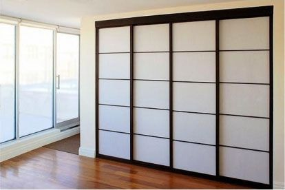 IKEA Sliding Door Panels | Good Questions: Japanese Shoji Doors in Boston? | Apartment Therapy