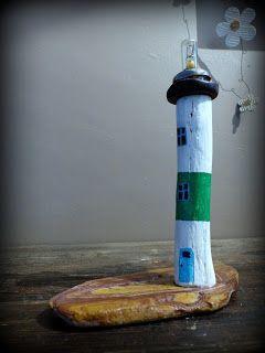 10 υπέροχοι φάροι απο θαλασσόξυλα! | Φτιάξτο μόνος σου - Κατασκευές DIY - Do it yourself