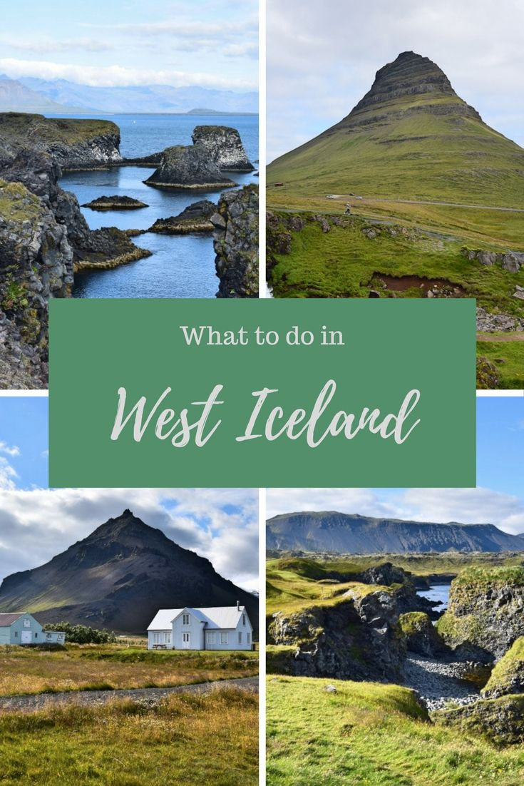 What to see, do and where to hike in the Snaefellsnes Peninsula, West Iceland