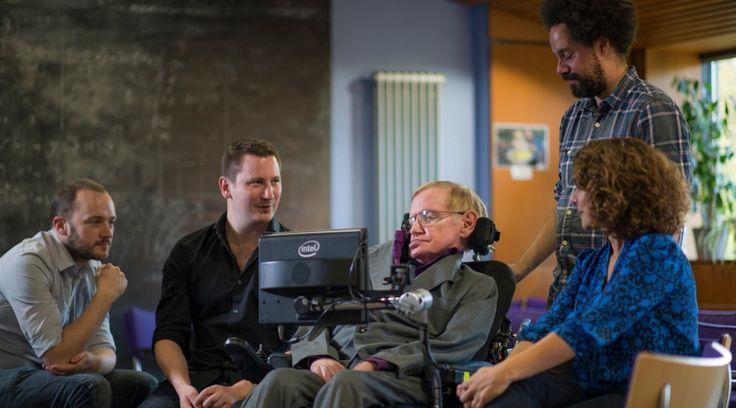 The tech helping Stephen Hawking talk and write enhanced by @swiftkey - http://2ba.by/1e3xz