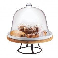 Madera Cake Pedestal