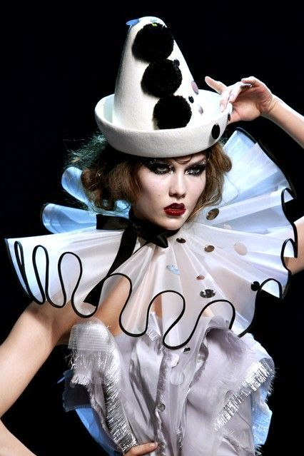 circus  fashion  tumblr | Circus Chic #fashion #runway #style | * C I R C U S *