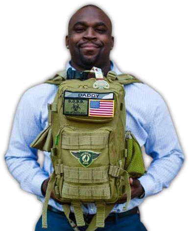 Diaper bags for dads are here! Tactical Dad® introduces their new Dad On Diaper Duty(D.O.D.D.) Pack. This backpack diaper bag will be the last one you ever own.