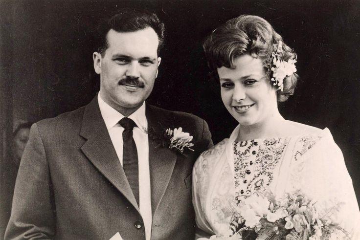 Frans en Dolly (mijn ouders)