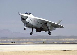 18 September 2000 First flight #flighttest of the @Boeing X32, a entrant in the Joint Strike Fighter flyoff