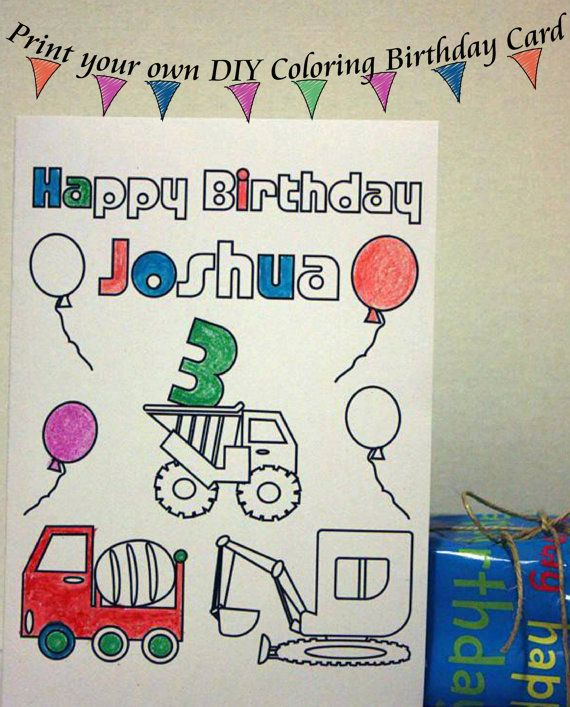 Best 25 Personalized birthday cards ideas – Baby Birthday Cards Design