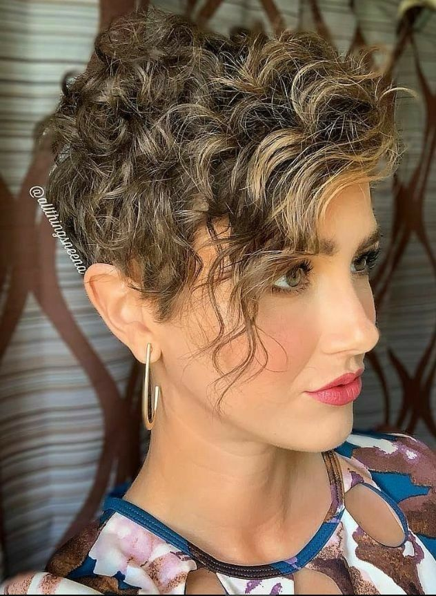 Curly Hair Institute Curly Hairstyles Updos Prom Curly Hair Hairstyles Youtube Curly Ha In 2020 Pixie Haircut For Thick Hair Short Curly Haircuts Thick Hair Styles