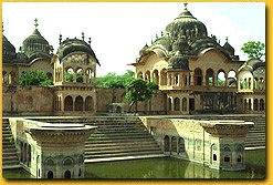 Mathura is a birth place of lord krishna. It is very beautiful north Indian city.  It is located at distance of 145km  south-east Delhi and 58 km north-west Agra.