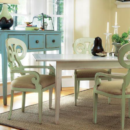 Color Scheme.  Also great site for DIY furniture projects.