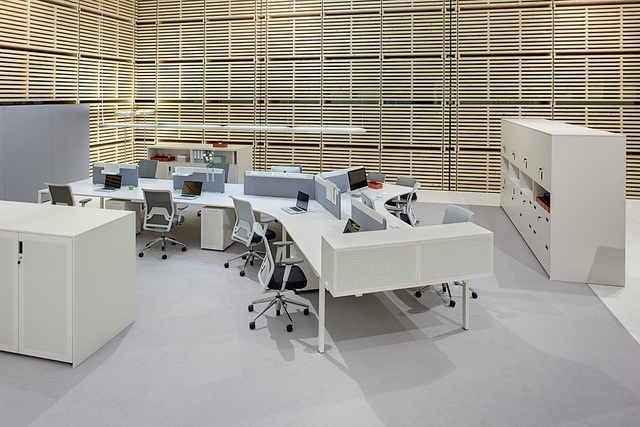 Citizen Office theme by Vitra by Veerle Pieters, via Flickr