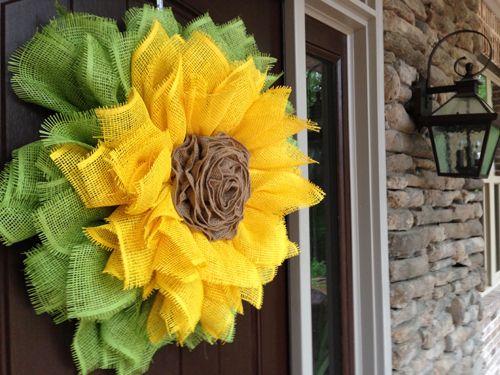 1000 Images About Deco Mesh Flowers On Pinterest Pencil