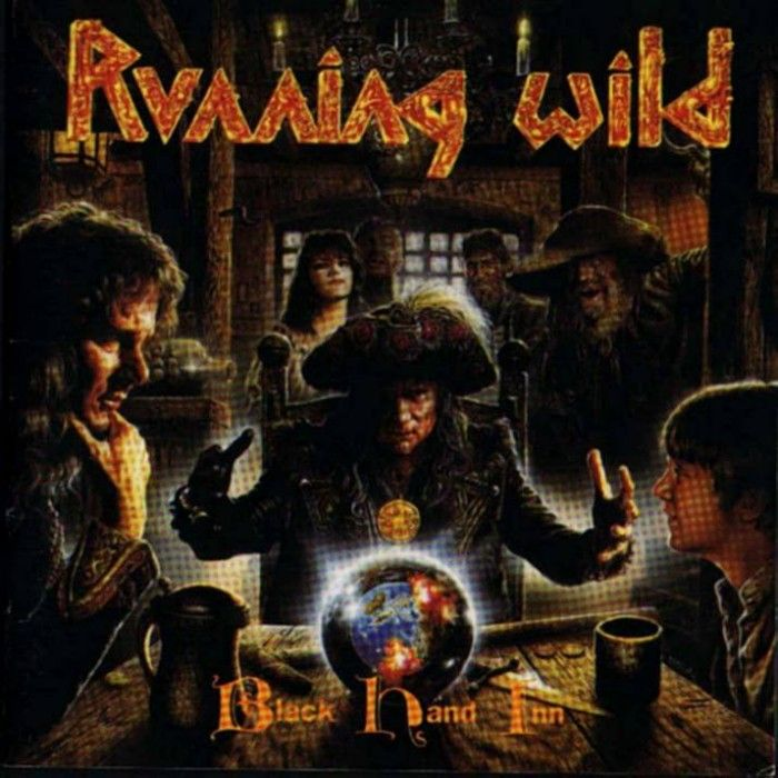 Running Wild - 1994 - Black Hand Inn