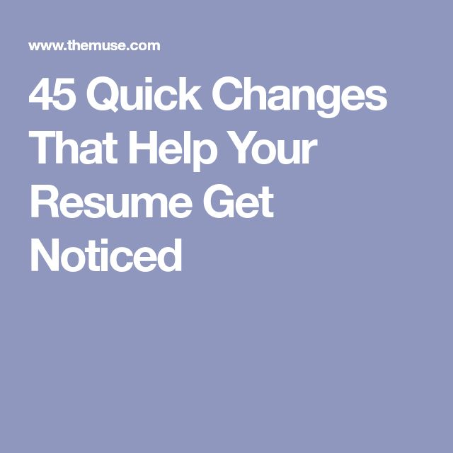 25+ unique Resume tips ideas on Pinterest Resume ideas, Resume - quick resume